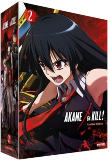 Akame Ga Kill: Collection 2, Blu-ray