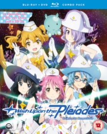 Wish Upon the Pleiades: Complete Collection, Blu-ray
