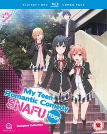 My Teen Romantic Comedy SNAFU Too! - Complete Collection, Blu-ray
