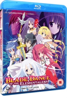 Blade Dance of the Elementalers: Complete Series One Collection, Blu-ray