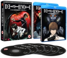 Death Note: Complete Series and OVA Collection, Blu-ray