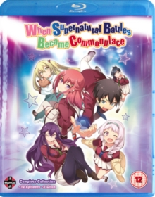 When Supernatural Battles Became Commonplace: Complete Collection, Blu-ray