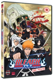 Bleach: The Movie - Memories of Nobody, DVD