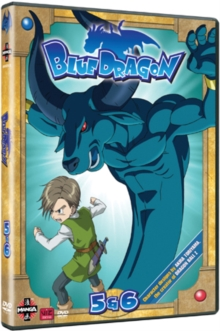 Blue Dragon: Volumes 5 and 6, DVD