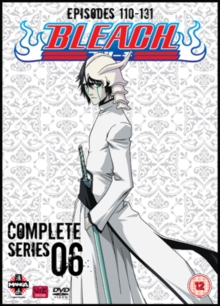 Bleach: Complete Series 6, DVD