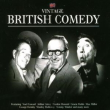 Vintage British Comedy, CD / Album