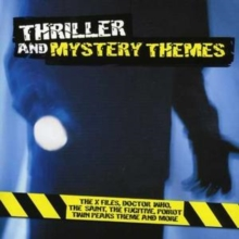 Thriller and Mystery Themes, CD / Album