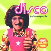 Disco Party Megamix, CD / Album