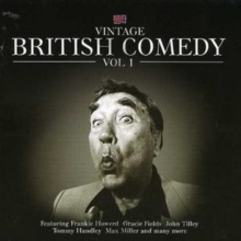 Vintage British Comedy Vol. 1, CD / Album