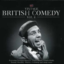 Vintage British Comedy Vol. 4, CD / Album Cd