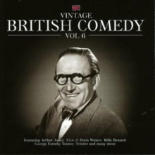 Vintage British Comedy Vol. 6, CD / Album