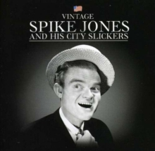 Spike Jones and His City Slickers, CD / Album
