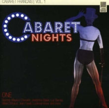 Cabaret Nights, CD / Album