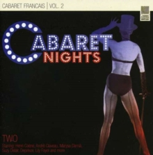 Cabaret Nights - Cabaret Francais, CD / Album