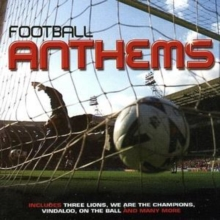 Football Anthems, CD / Album