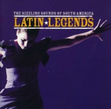 Latin Legends - The Sizzling Sounds, CD / Album