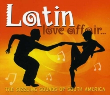 Latin Love Affair, CD / Album