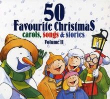 50 Favourite Christmas Carols, Songs & Stories, CD / Album Cd