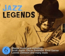 Jazz Legends, CD / Album