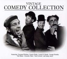 Vintage Comedy Collection, CD / Album Cd