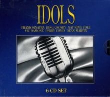 Idols Male, CD / Album