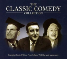 The Classic Comedy Collection, CD / Album