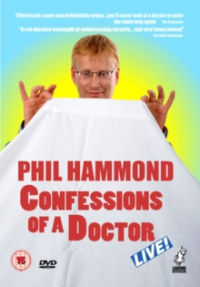 Phil Hammond: Confessions of a Doctor, DVD