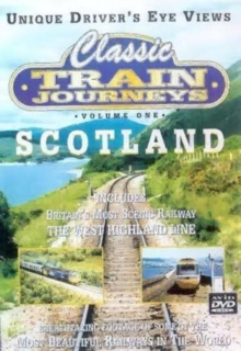 Classic Train Journeys: Scotland, DVD
