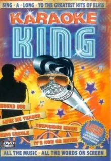 Karaoke King: Volume 1, DVD