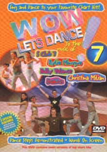 Wow! Let's Dance: Volume 7, DVD