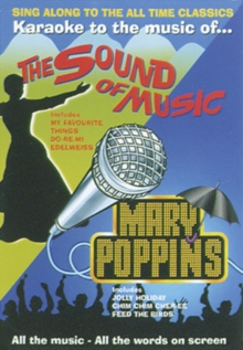 The Sound of Music/Mary Poppins Karaoke, DVD DVD