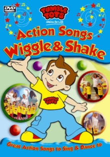 Tumble Tots: Action Songs - Wiggle and Shake, DVD  DVD