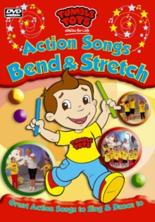 Tumble Tots: Action Songs - Bend and Stretch, DVD  DVD