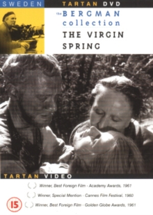 The Virgin Spring, DVD