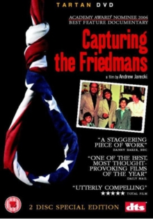 Capturing the Friedmans, DVD