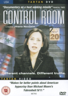 Control Room, DVD  DVD