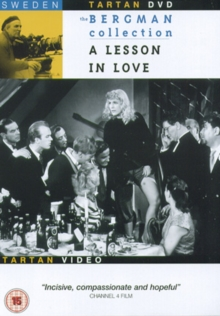 A   Lesson in Love, DVD