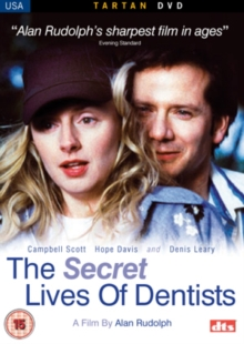 The Secret Lives of Dentists, DVD