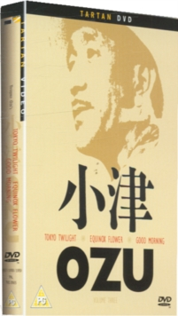 Ozu Collection 3, DVD