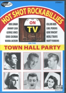 Hot Shot Rockabillies On the Town Hall Party, DVD  DVD