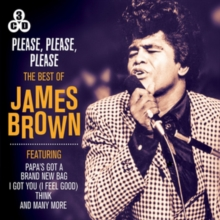 Please, Please, Please: The Best of James Brown, CD / Album Cd