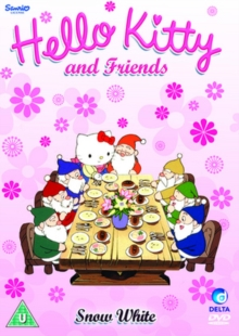 Hello Kitty and Friends: Snow White, DVD