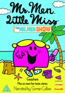 The Mr Men Show: Seashore Plus Six More Fun-tastic Stories, DVD