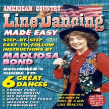 Line Dancing Made Easy, DVD