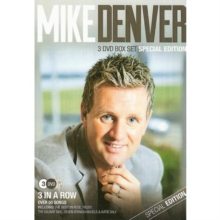Mike Denver: 3 in a Row, DVD