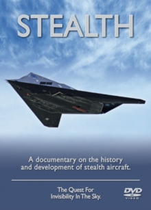 Stealth - The Quest for Invisibility, DVD  DVD