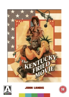 Kentucky Fried Movie, DVD