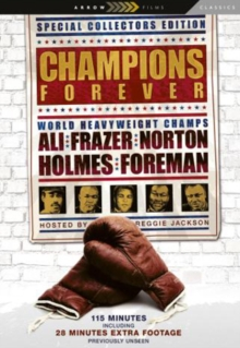 Champions Forever, DVD