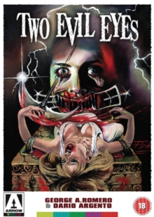 Two Evil Eyes, DVD