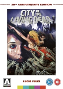 City of the Living Dead, DVD